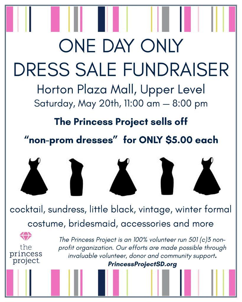 Dress Sale flier 2017 May